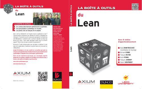 La boite à outils du Lean